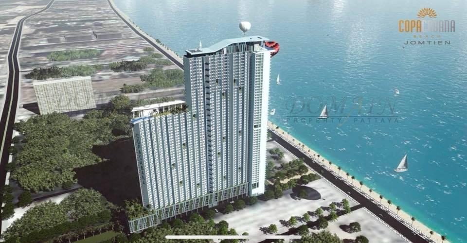 pic-2-Domain Property Pattaya Co. Ltd. copacabana beach jomtien Condominiums till salu i Jomtien Pattaya